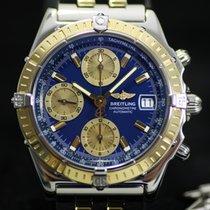 Breitling Chronomat Sleel & Gold Chronograph