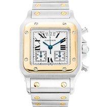 Cartier Watch Santos W20042C4