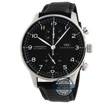 IWC Portuguese Chronograph IW3714-38