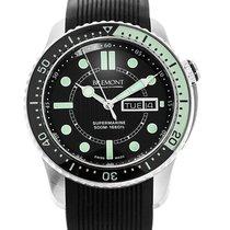 Bremont Watch Supermarine S500/BK-GN