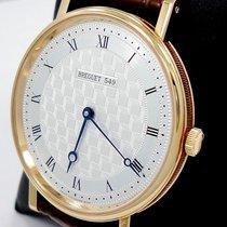 Breguet Classique 18k Yellow Gold 41mm Watch Box & Papers...