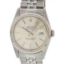 Rolex Men's Rolex Datejust 16234 SS /18K WG