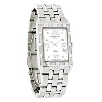 Raymond Weil Tango Mop Ladies Diamond Swiss Quartz Watch...