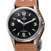 Tudor Heritage Ranger 79910-95760 Black Arabic & Index...
