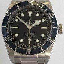 튜더 (Tudor) Tudor Heritage Black Bay Blau Stahlband 79220B
