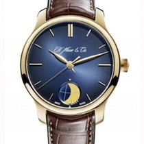 H.Moser & Cie. ENDEAVOUR MOON - 100 % NEW - FREE SHIPPING