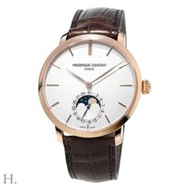 Frederique Constant Manufacture Slim Line Moonphase