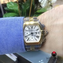 Cartier Roadster XL 18kt Yellow Gold 2618 Automatic