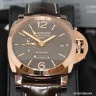 Panerai Luminor 1950 8 Days GMT Oro Rosso 576, Nr 001/300