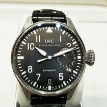 萬國 (IWC) Cally - IW500901 The Big Pilot's Steel with Black...