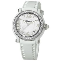 Chopard Happy Sport Round 36mm 3 Diamonds Edition 2