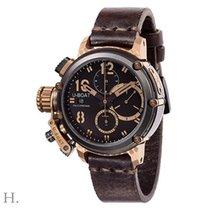 U-Boat Chimera Chrono 43 Black & Bronze Limited Edition