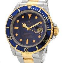 勞力士 (Rolex) Oyster Perpetual Date 18K Gold/SS Submariner 16803