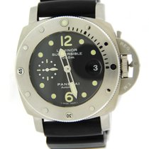 Panerai Submersible 1950 1000M Stainless Steel