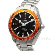 Omega Seamaster Planet Ocean 600 M Co-Axial Steel 42MM
