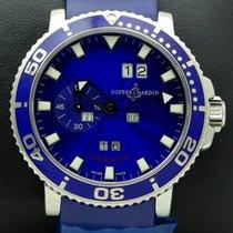 Ulysse Nardin Aqua Marine Perpetual, ref. 333-77, full set