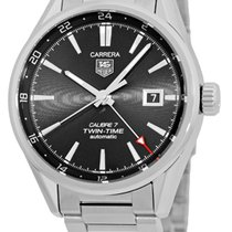 "TAG Heuer ""Carrera Twin-Time"" Automatic."
