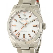 Rolex Milgauss 116400 Steel, 40mm