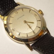 Jaeger-LeCoultre 1950s 14K Solid Gold 17 Jewel Mens Watch Cal....