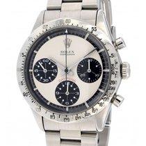 Rolex Paul Newman Daytona Chronograph 6262 Steel, 37mm