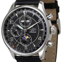 Zeno-Watch Basel -Watch Herrenuhr - Godat II Fullcalendar...