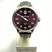 Meistersinger Salthora Meta SAM9010 purple