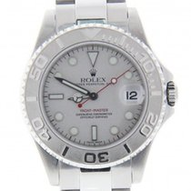 Rolex Yacht-master 35mm Automatic-self-wind Girls Watch 168622
