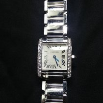 Cartier Tank Francais Original Diamond