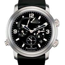 Blancpain Leman Reveil Titanium Men's Watch