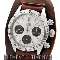 Rolex Daytona Cosmograph Stainless Steel Silver Dial Circa...