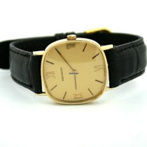 Movado 14kt Yellow Gold Vintage Manual Wind Watch 1151-1ote