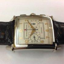Girard Perregaux Vintage 1999 in white gold chronograph...