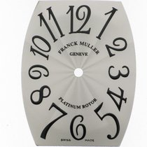 Franck Muller Casablanca Silver dial