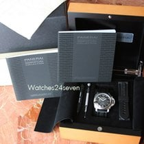 Panerai PAM 233 GMT 8 Day Mechanical Movement 1950 case 44 mm:...