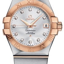 Omega [NEW] Constellation Co-Axial Auto 35mm 123.20.35.20.52.001