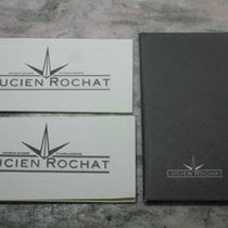Lucien Rochat vitage kit wallet warranty  papers and booklet...