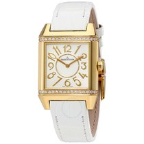 Jaeger-LeCoultre Reverso Squadra Silver Dial Ladies Watch