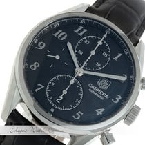 TAG Heuer Carrera Calibre 16 Heritage Chronograph Stahl...