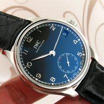 IWC IW510202 Portuguese 8 Days Manual Wind Men's Watch...