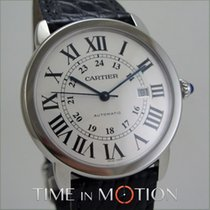 Cartier Ronde Solo 42mm Automatique Complet 2016