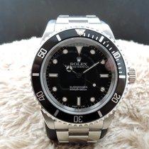 勞力士 (Rolex) SUBMARINER (T25 Dial) 14060 with Black Bezel