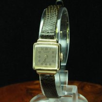 Titus Art Deco Art-deco Art Deko 18kt 750 Gold Handaufzug...