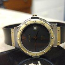Hublot MDM Classic Quartz - Steel Gold 139.10.02 - BITCOIN