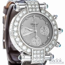 Chopard Imperiale Chrono, 18K White Gold Diamonds &...