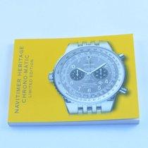 Breitling Anleitung Manual Chrono Heritage Chrono-matic