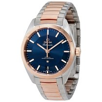 Omega Globemaster Automatic Watch 130.20.39.21.03.001