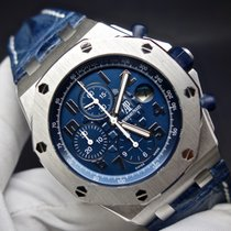 Audemars Piguet Limited Edition Offshore White Gold Limited...