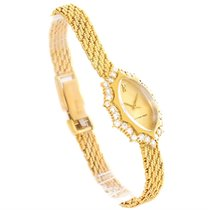 Audemars Piguet Vintage 18k Yellow Gold 1.67 Ct Diamond...