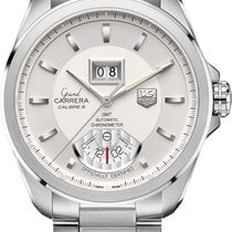 TAG Heuer Grand Carrera Calibre 8 RS Grande Date and GMT