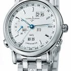 Ulysse Nardin GMT +/- Perpetual 38.5mm Mens Watch